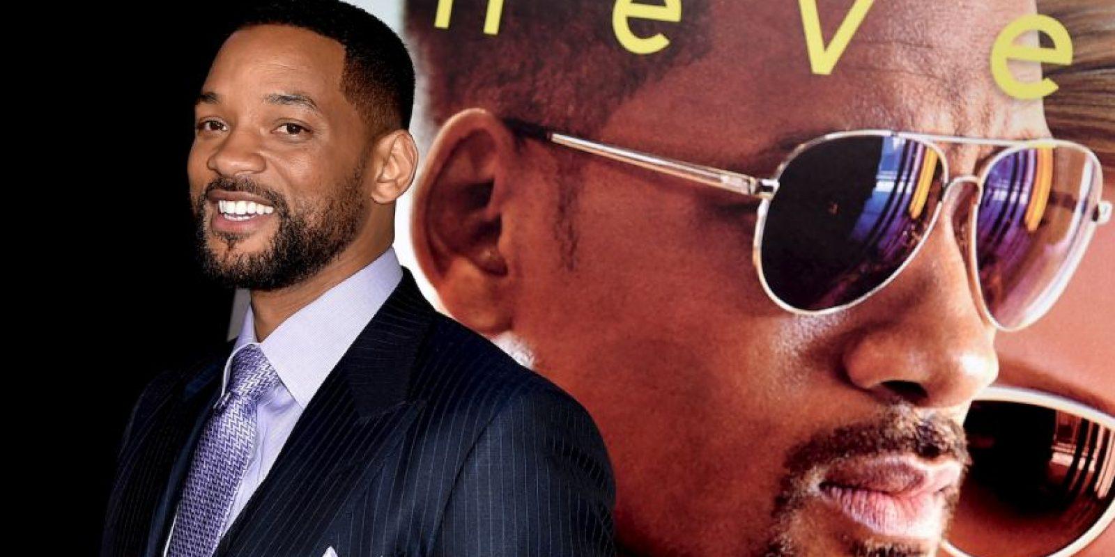 El actro y cantante sacó del primer lugar de la taquilla estadounidense a la cinta más exitosa en lo que va de 2015 Foto:Getty Images