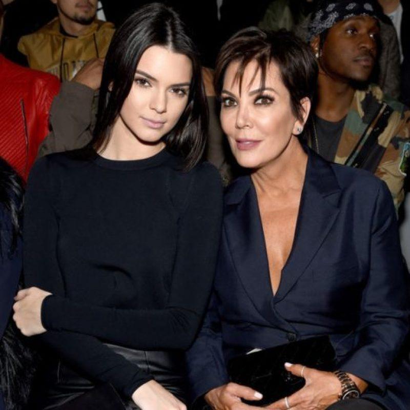 Kendall ganó el año pasado 2.5 millones de dólares, según OK! Foto:Getty Images