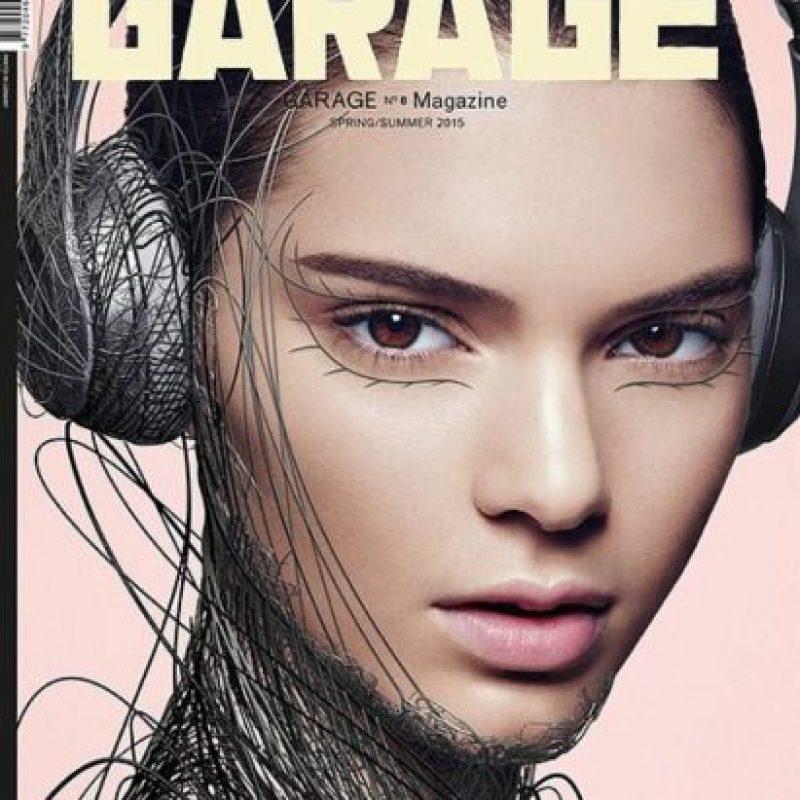 Es la modelo más googleada después de Kate Upton Foto:Instagram/Kendall Jenner