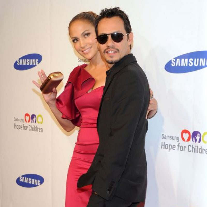 En julio de 2011 anunciaron su divorcio Foto: Getty Images