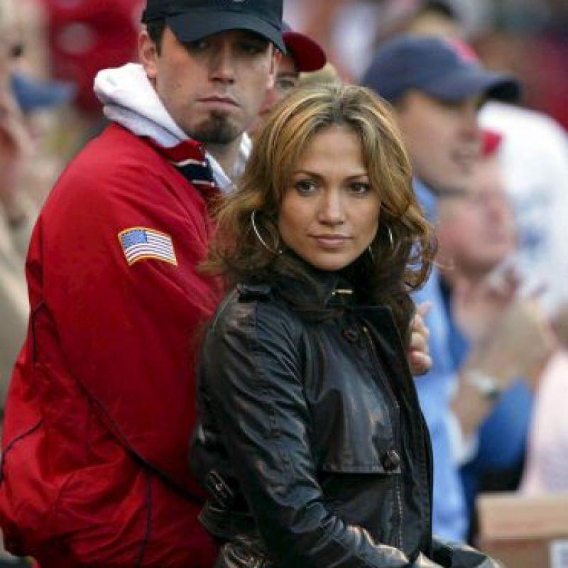 En enero de 2004 terminaron su relación, en medio de rumores de infidelidad de Affleck Foto:Getty Images