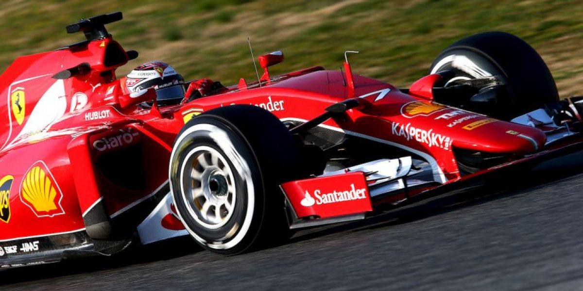 INFOGRAFÍA: Ferrari, la escudería que busca de nuevo el primer plano de F1