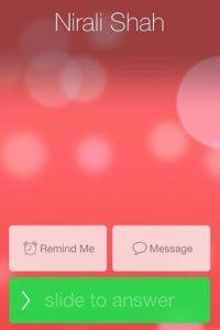 Así aparece en dado de que el iPhone esté bloqueado. Foto:BuzzFeed