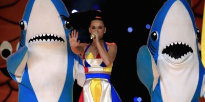 Hasta este momento, en que Perry nos presenta sus disfraces oficiales. Foto:Getty Images