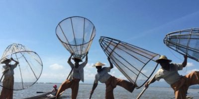 Tomada por Francis O. en Inle Lake, Myanmar. (Apple)