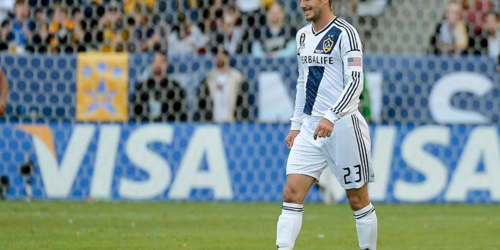 David Beckham Foto:Getty
