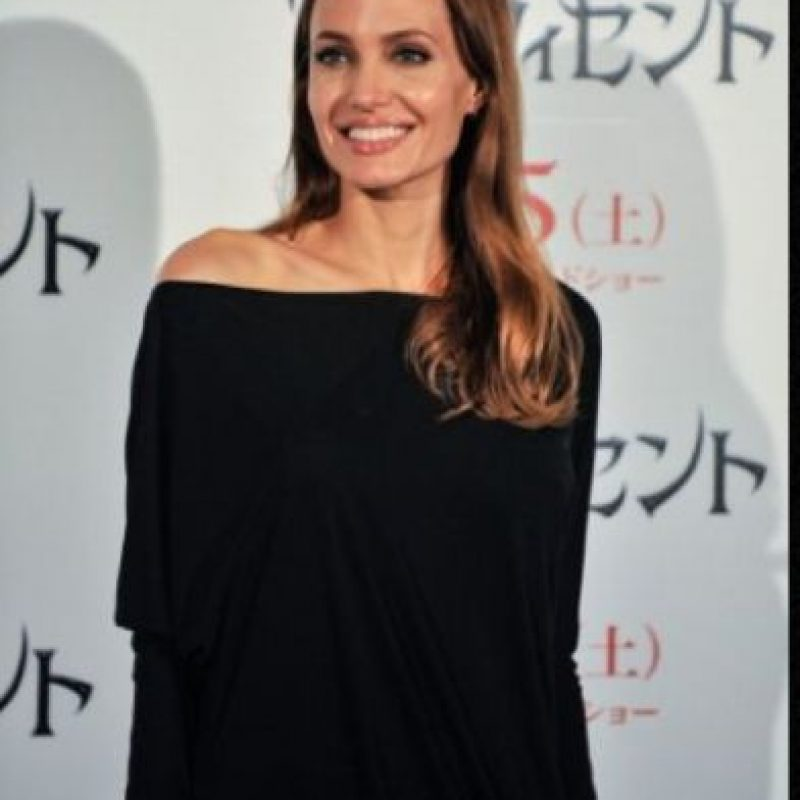 2. Angelina Jolie. Foto:Getty Images