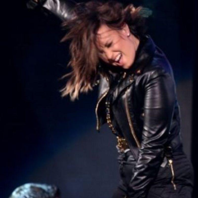 5. Demi Lovato. Foto:Getty Images