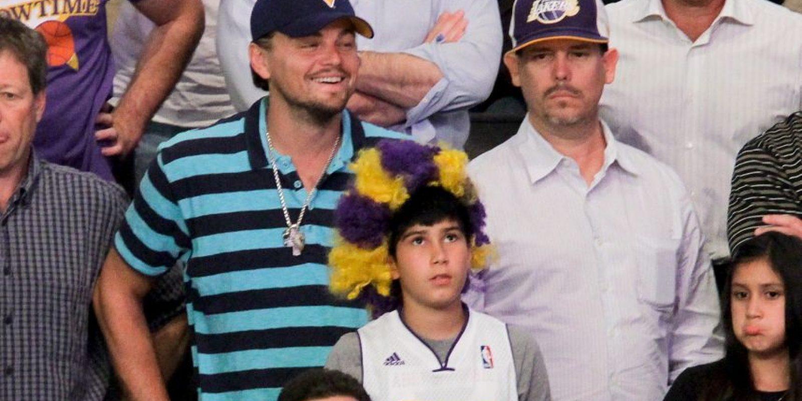 A ambos se les ha visto en las tribunas apoyando al conjunto de la NBA Foto:Getty Images
