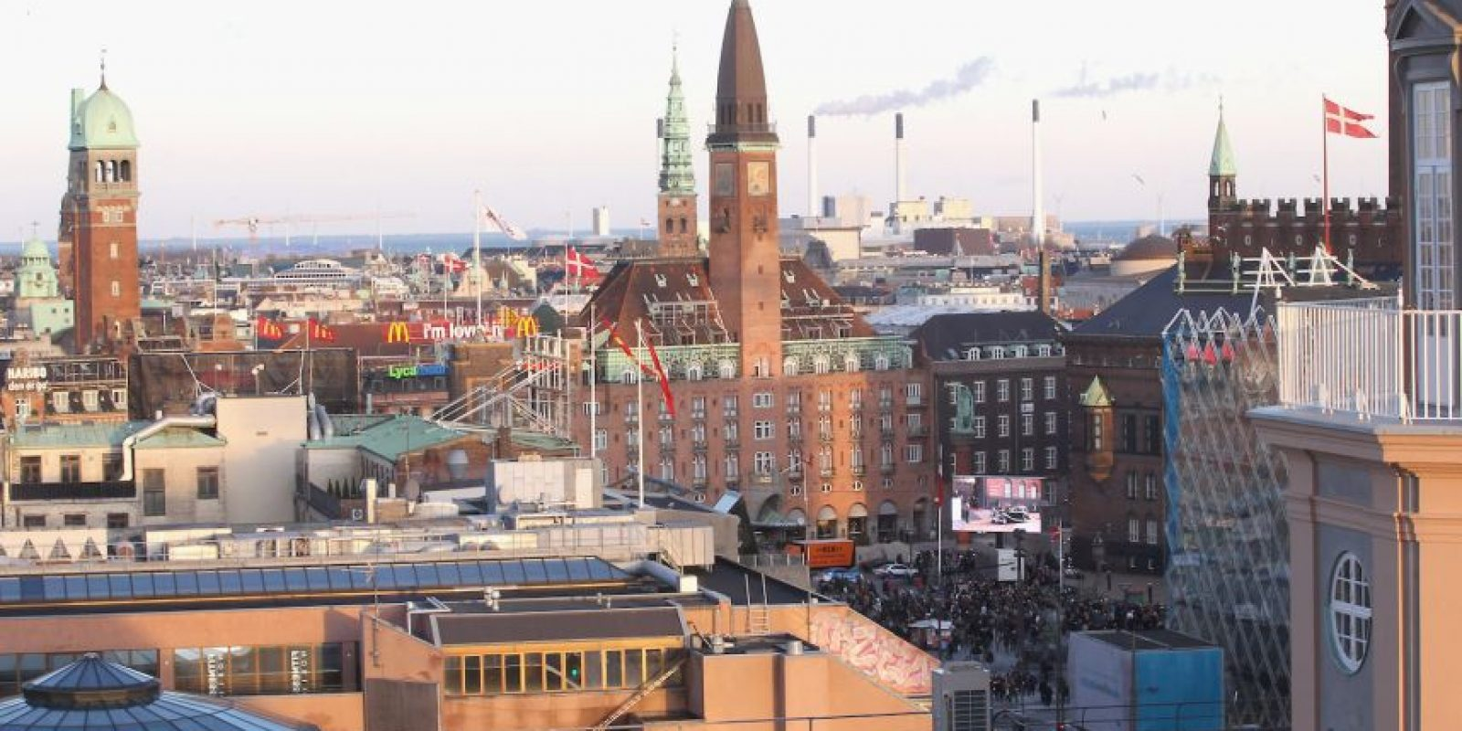 8. Copenhague, Dinamarca Foto: Getty Images