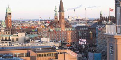 8. Copenhague, Dinamarca Foto:Getty Images