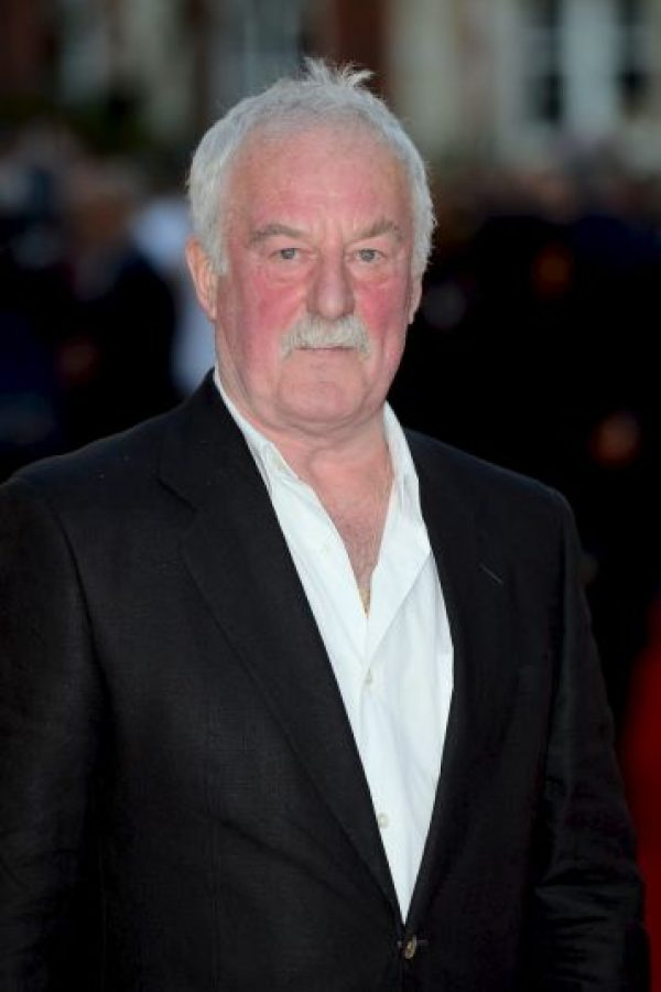 "El británico Bernard Hill fue el Capitán Edward John Smith. Sigue actuando en películas como ""The Lord of the Rings"" y ""The Scorpion King"". Foto: Getty Images"