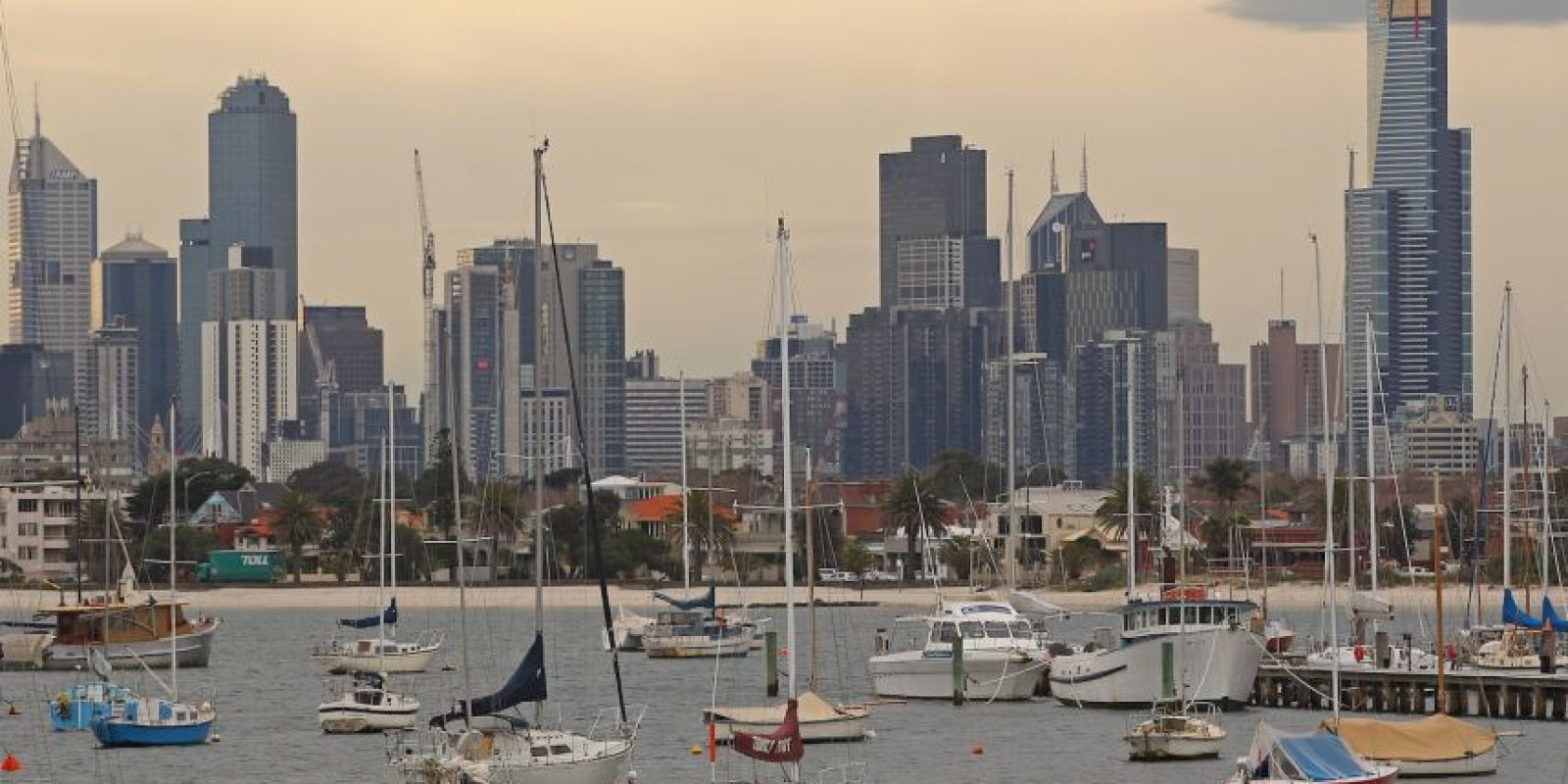 6. Melbourne, Australia Foto: Getty Images
