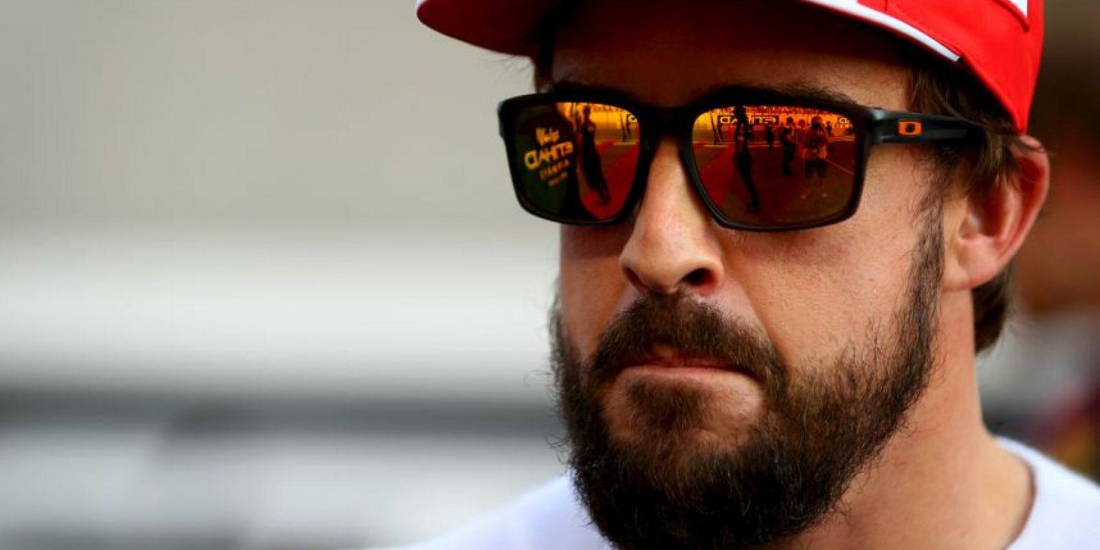 En Ferrari no logró el campeonato Foto:Getty