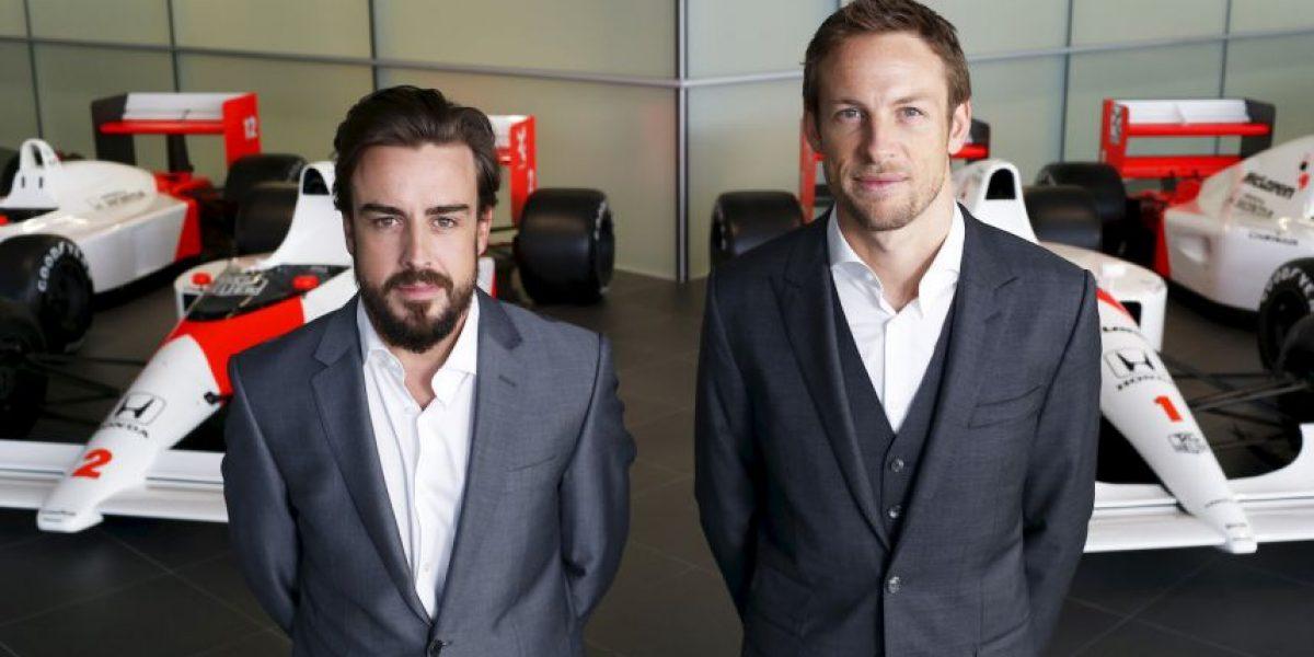 INFOGRAFÍA: McLaren y dos excampeones buscan la gloria en F1