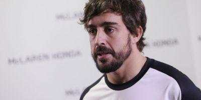 Y ficharon al español Fernando Alonso Foto:Getty