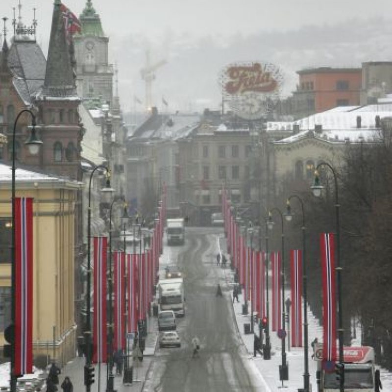 3. Oslo, Noruega Foto: Getty Images