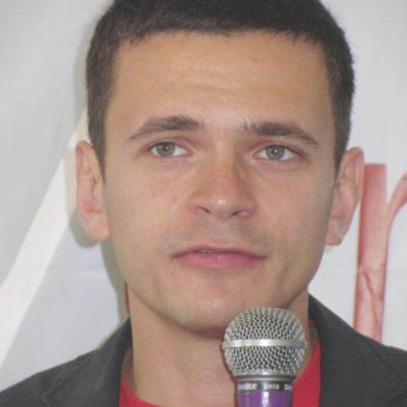 Ilya Yashin. Foto:Cortesía.