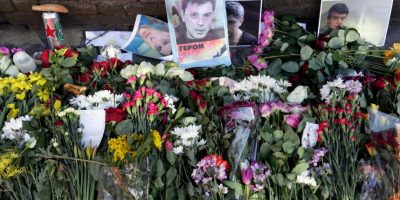 Rusia está de luto. Foto:AP