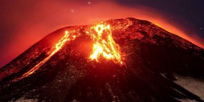 Es uno de los volcanes más activos. Foto:AP