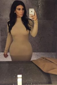 Kim Kardashian Foto:Vía Instagram: @kimkardashian