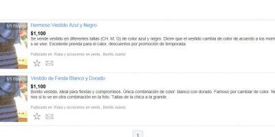 Así lo comercializan en México. Foto:Captura de pantalla.