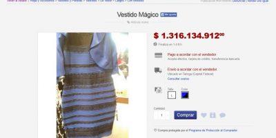 en Argentina también lo ofertan. Foto:Captura de pantalla.