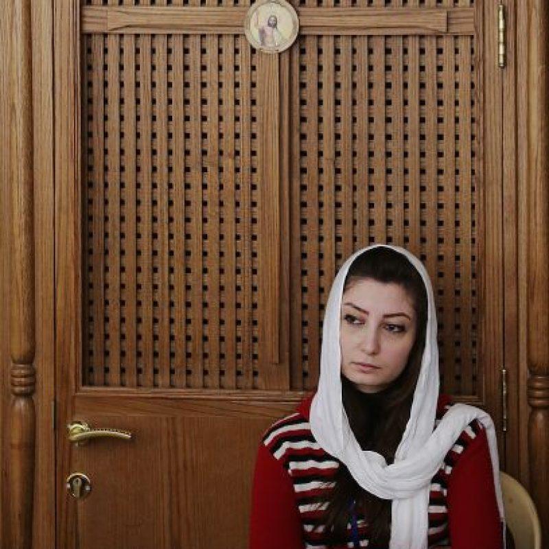 6. Muchos cristianos han sido desplazados en Siria, esto luego de que se registraran secuestros. Foto:AFP