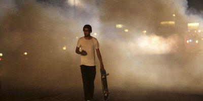 7. Tras la decisión, el presidente Barack Obama pidió calma e las manifestaciones. Foto:Getty