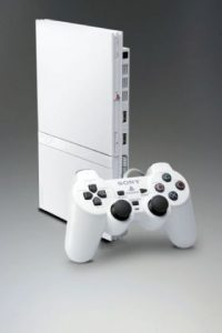 PlayStation 2 Slim blanco Foto: SONY