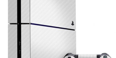 PlayStation 4 blanca Foto:SONY