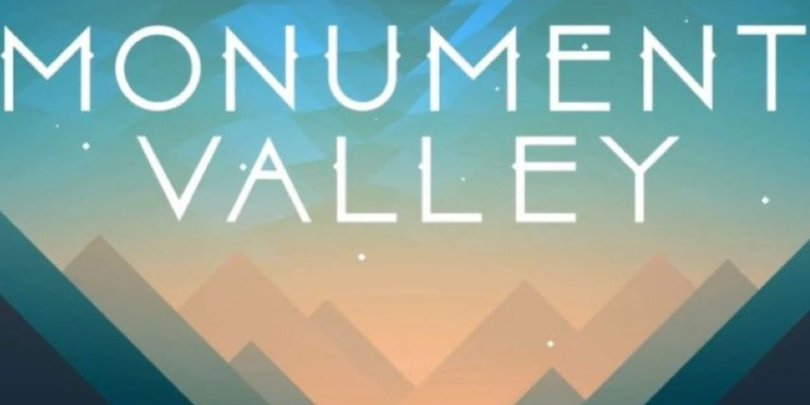 """Monument Valley"" está disponible para iOS, Android y Kindle Fire. Foto: ustwo"