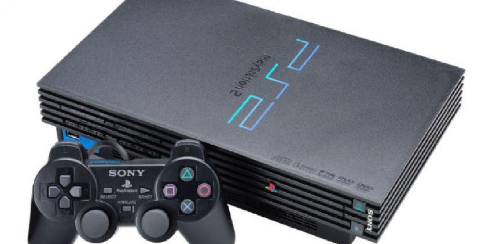 PlayStation 2 fue lanzado originalmente en Japón. Foto:SONY