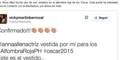 """Le pedían unas fotos. Luego su """"agente"""", Mar Rodríguez, pidió las mismas fotos y dijo conocer a Sachs. Foto:Instagram"""