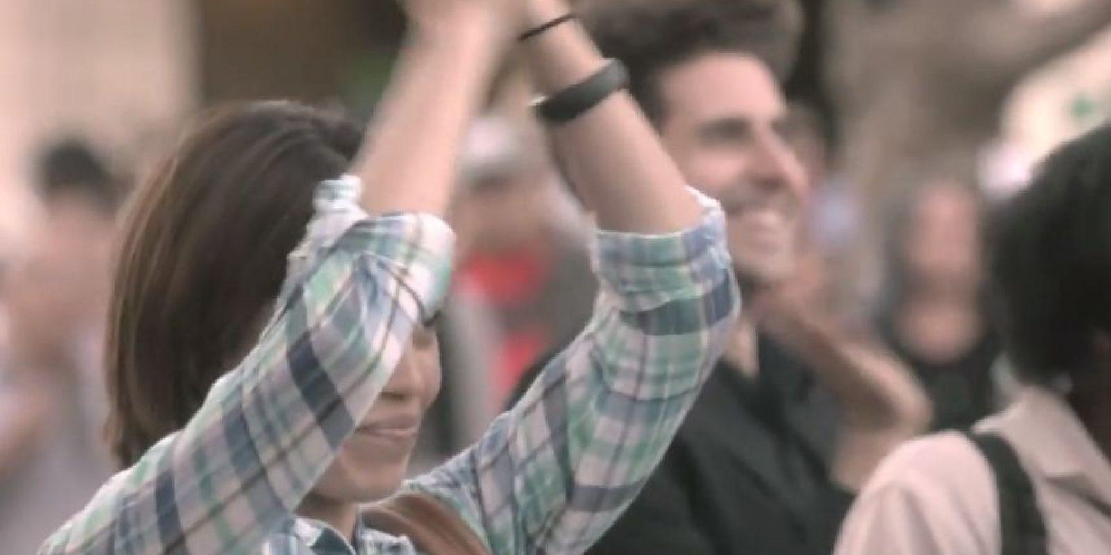 Muchos aplaudieron la iniciativa. Foto:Youtube/Ad Council