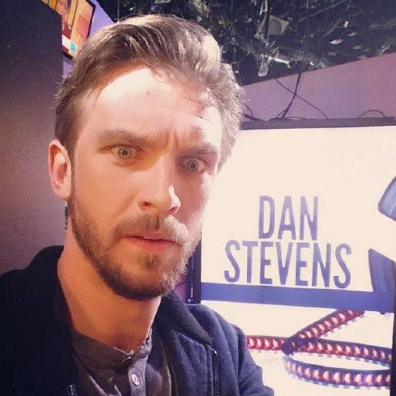 Foto:Instagram Dan Stevens