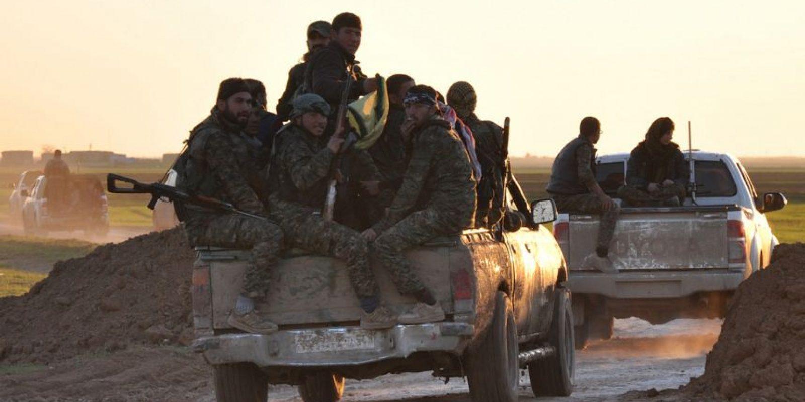 5. Esta es una organización no gubernamental que los ayuda a los homosexuales que escapan de Siria. Foto:AFP