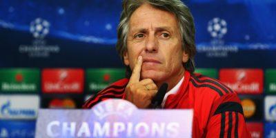 El entrenador del Benfica portugués ingresa 4 millones de euros al año. Foto:Getty Images