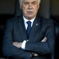 Carlo Ancelotti – Italia. Foto: Getty Images