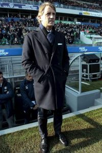 Roberto Mancini – Italia. Foto: Getty Images
