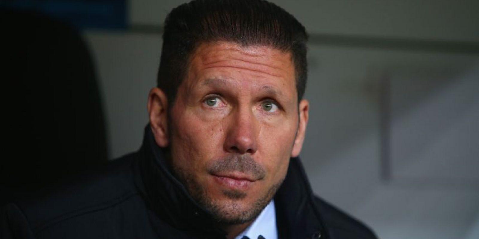 Con la renovación de su contrato, el técnico del Atlético de Madrid español ganará 6 millones de euros anuales. Foto:Getty Images