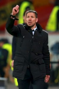 Diego Simeone – Argentina. Foto: Getty Images