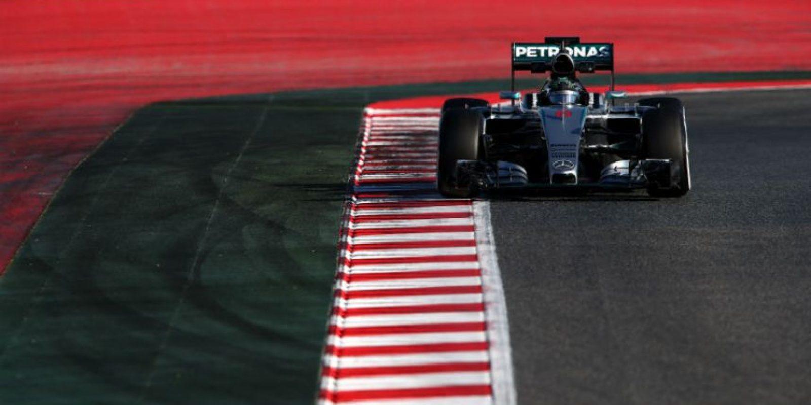 Son los actuales campeones de la Fórmula 1 Foto:Getty