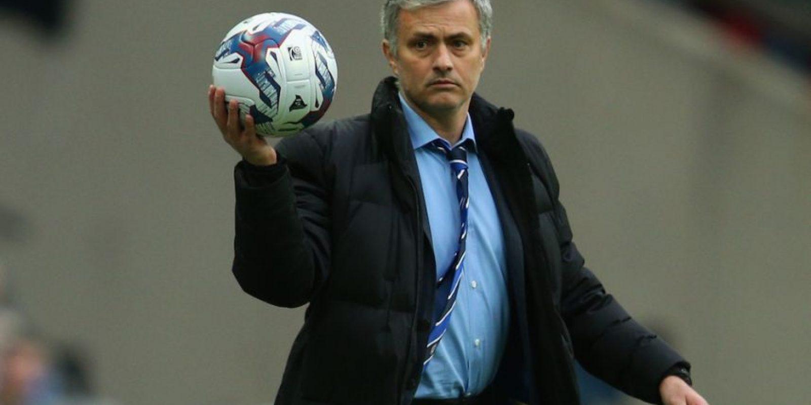 El técnico del Chelsea inglés obtiene 10.2 millones de euros al año. Foto:Getty Images