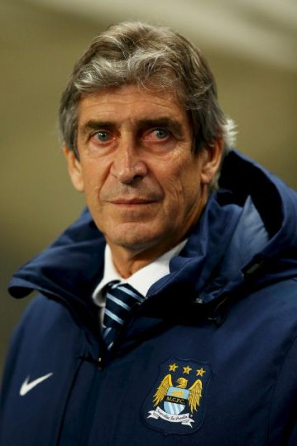 Manuel Pellegrini – Chile. Foto: Getty Images