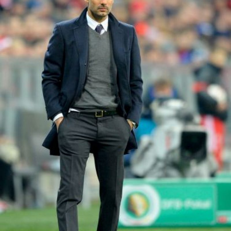 Pep Guardiola – España. Foto: Getty Images