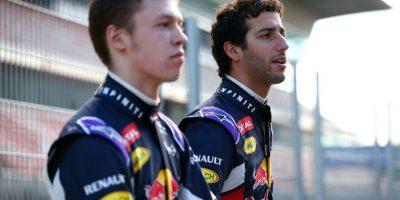 Están listos para afrontar los retos de la escudería de Fórmula 1. Foto:Getty Images