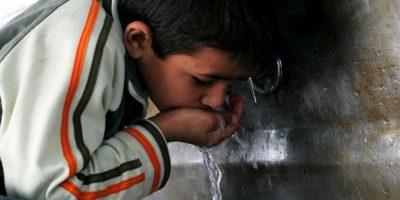 1. El 70% del agua del mundo se utiliza para la agricultura. Foto:Getty