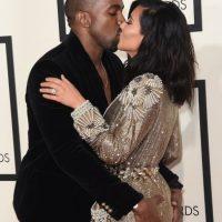 """""""Si Kim hubiera salido conmigo cuando yo quería, no habría salido con Amber Rose"""", agregó Kanye. Foto:Getty Images"""