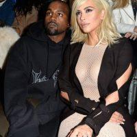 """""""Es muy díficil para una mujer estar con alguien después de haber estado (sexualmente) con Amber Rose"""", expresó entre risas. Foto:Getty Images"""